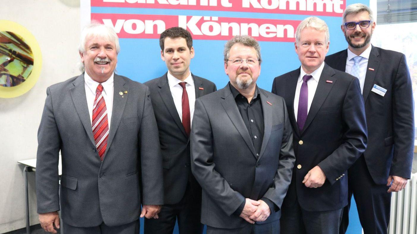 HWK Pfalz: Neuwahl von Präsidium und Vorstand-Image