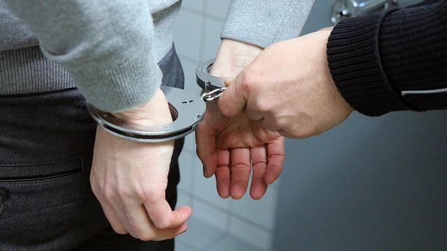 Polizei stellt Mann mit Taser ruhig-Image
