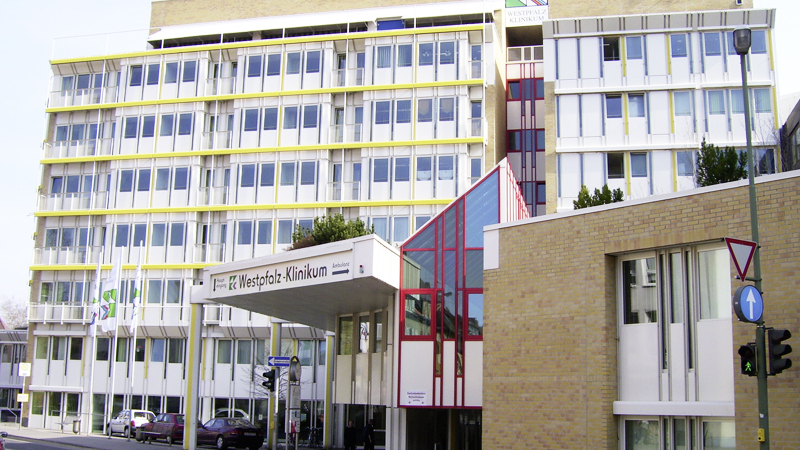 Neues Institut für Neuroradiologie am Westpfalzklinikum-Image
