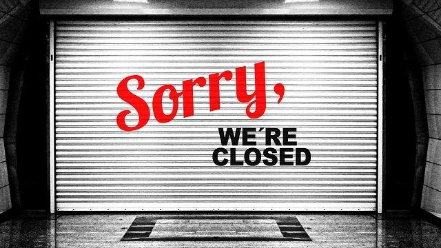 Erlaubnis zur Sonn- und Feiertagsöffnung von Läden widerrufen-Image
