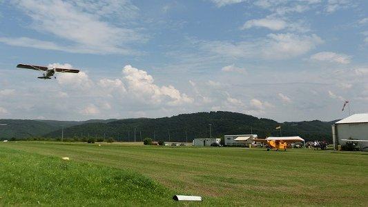 Flugplatz Imsweiler wird ausgebaut-Image