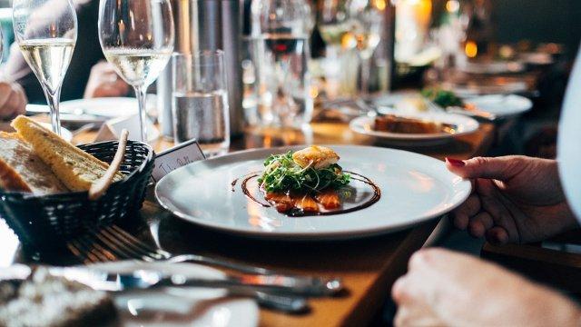 Restaurants & Co. dürfen ab heute wieder öffnen-Image