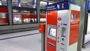 Über 60 Fahrkartenautomaten aufgebrochen: 39-Jähriger wurde festgenommen-Image