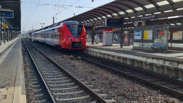 Bahnstrecke von & nach Neustadt ab morgen gesperrt-Image