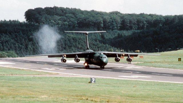 Fluglärm durch Jagdflugzeuge in der Westpfalz-Image