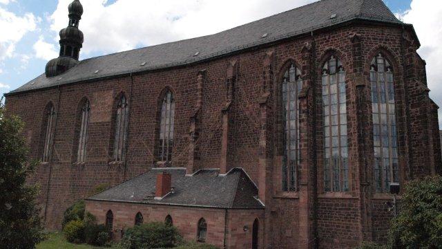 45- Jähriger randaliert in Martinskirche-Image
