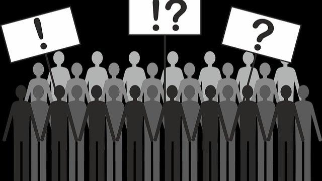 Weniger Menschen bei diesjährigen Ostermärschen wegen Corona-Pandemie-Image