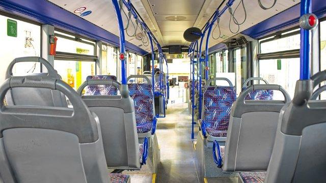 Warnstreik im privaten Busgewerbe-Image