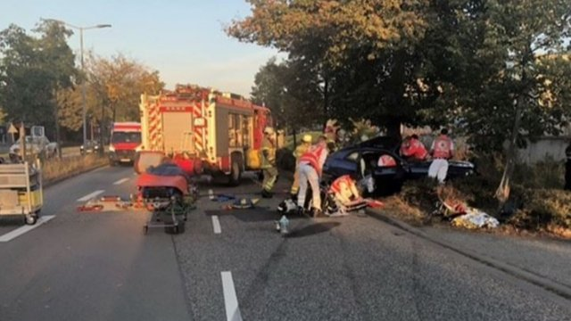 Nach einem schweren Verkehrsunfall: Polizei sucht Zeugen!-Image