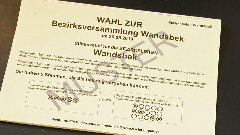 stimmen werden heute im laufe des tages ausgez u00e4hlt hamburg 1